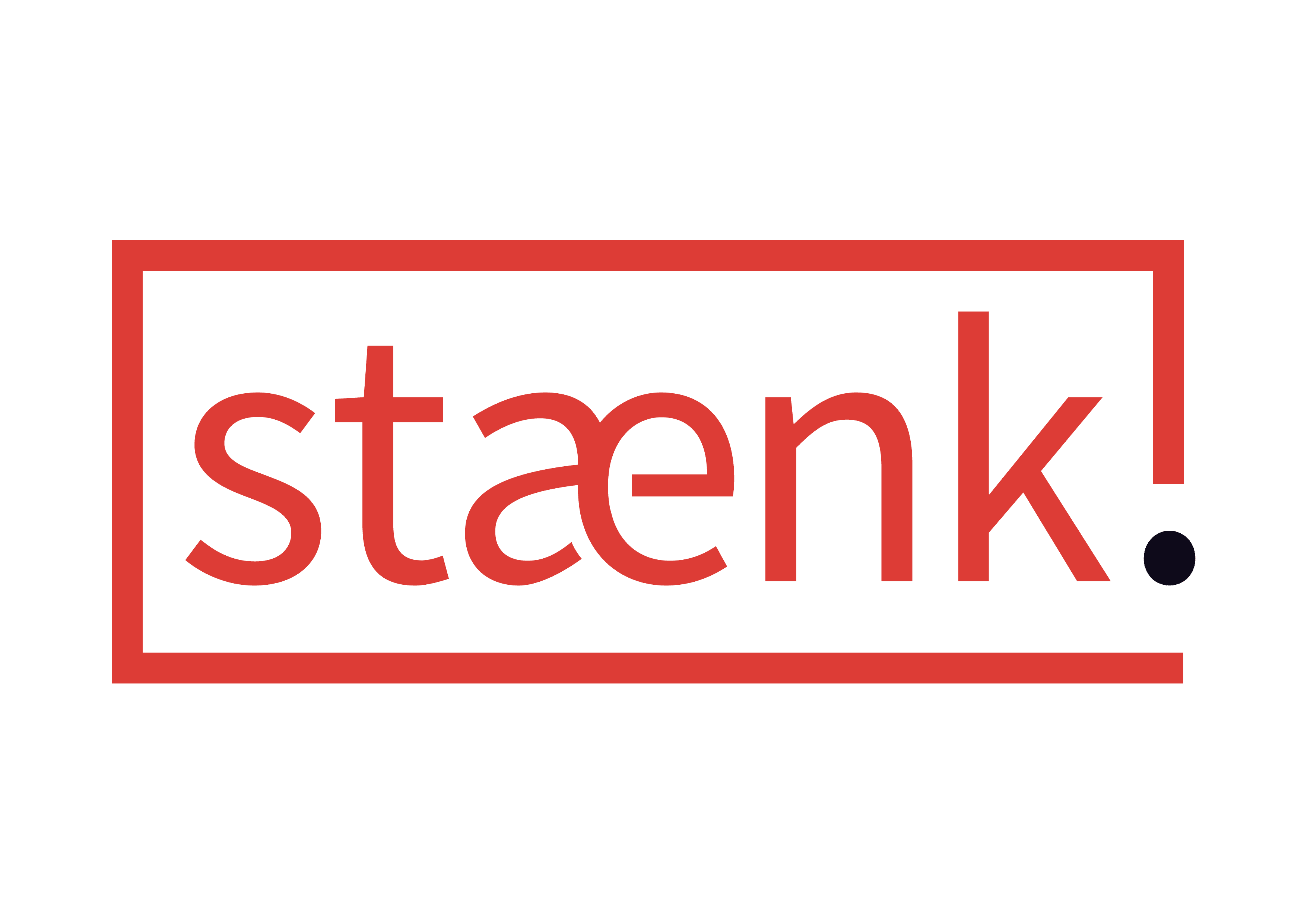 Staenk_LogoRouge_PointNoir